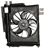 TYC 610730 Dodge Ram Pickup Replacement Condenser Cooling Fan Assembly...