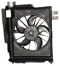 05 dodge ram 1500 condenser fan - 1