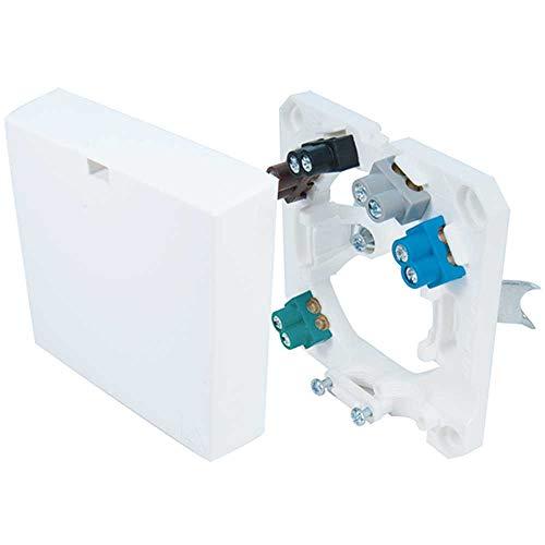 PROTEC 05104890 PROT Herdanschlussdose PHAD 5x2,5qmm AP/UP