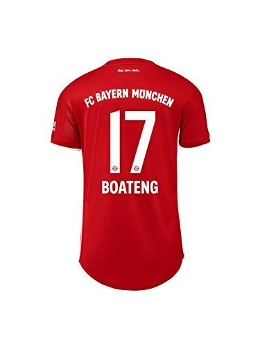 FC Bayern München Damen Home-Trikot Saison 2020/21, Gr. M, JérômeBoateng