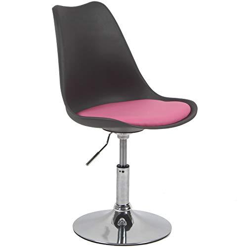 Taburete de Mesa genérico para Muebles de Oficina, Ajustable, Giratorio, para Maquillaje, tocador, Silla de Oficina, Color al Azar