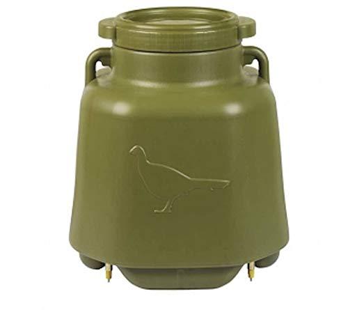 FINCA CASAREJO Bebedero para perdices de Campo. Bebedero de Exterior Gran Capacidad 40 litros.