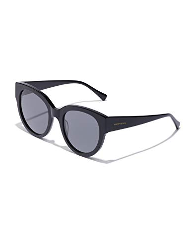 HAWKERS LOIRA Sunglasses, BLACK, One Size Womens
