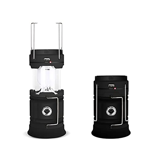 SLKIJDHFB Luces de camping recargables LED, paquete de 1, luces de emergencia portátiles y colgantes