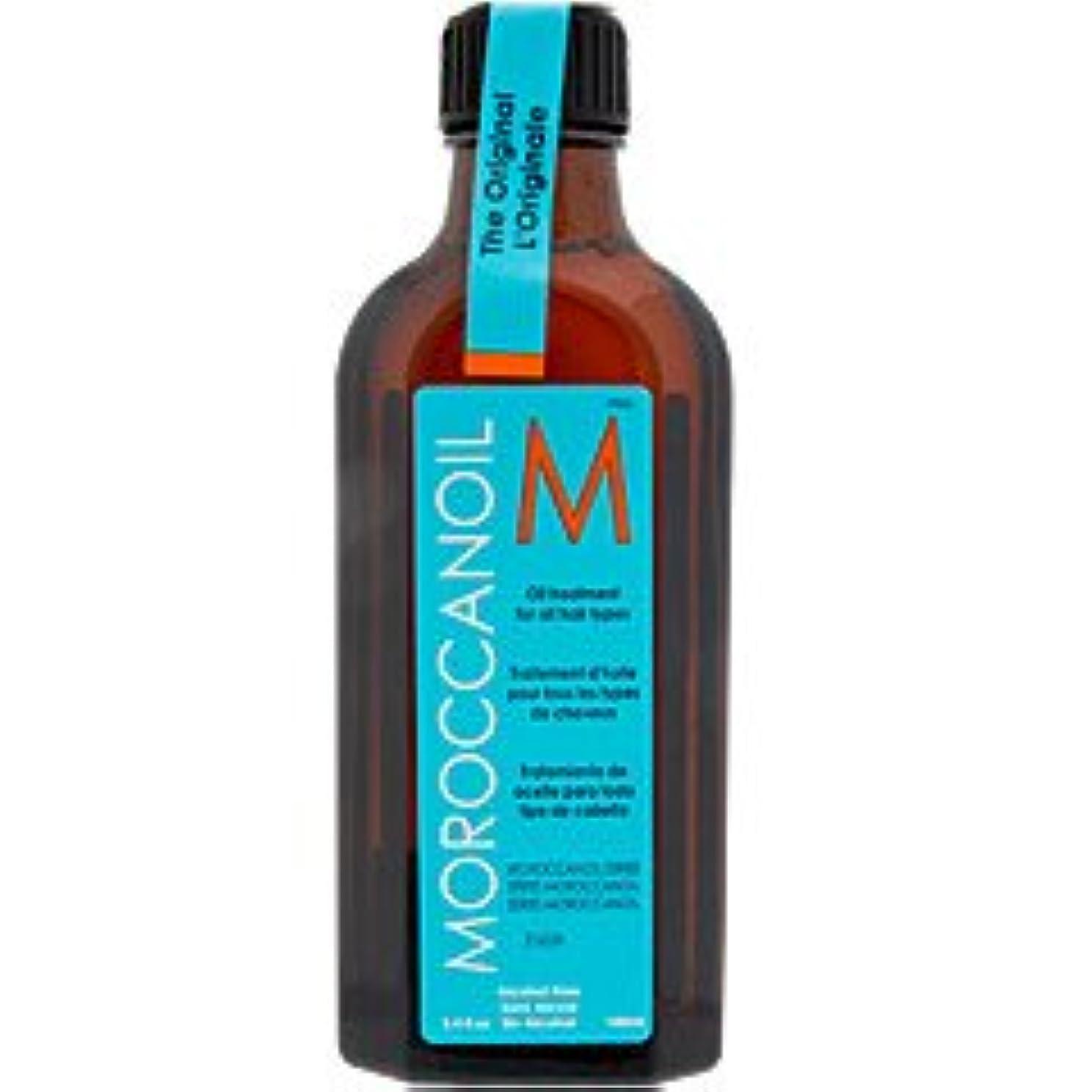 楽しむ保守的頻繁にモロッカンオイル(MOROCCANOIL) モロッカンオイル オイルトリートメント 100ml [海外直送品][並行輸入品]
