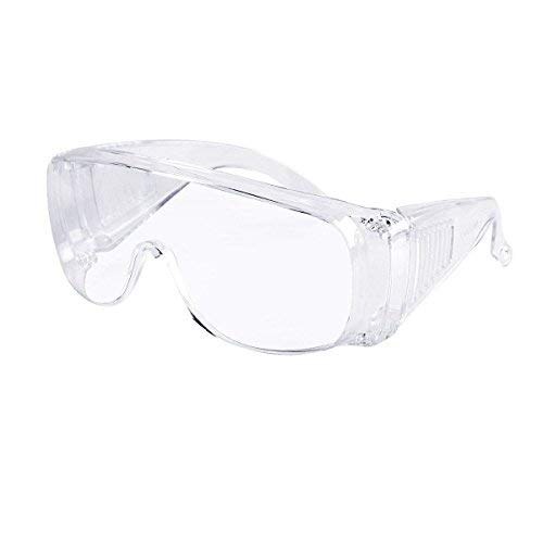 Fencia Protective Eyewear Anti Fog Safety Goggles Eye Protection Glasses Doctor Laboratory Protective Glasses