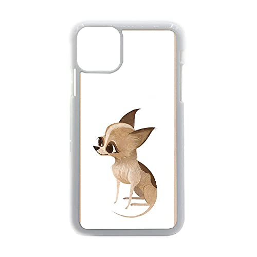 Compatible para Samsung S21 Asombrosa Cajas Duras del Teléfono De La Pc para Los Hombres Tener con Chihuahua 3