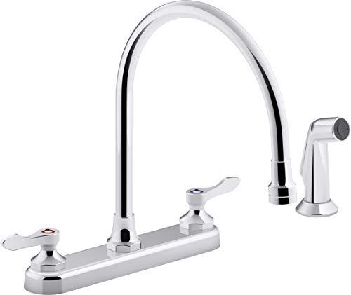 KOHLER 810T71-4AHA-CP TritonBowe Sink faucet, Polished Chrome