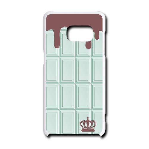 Galaxy Feel SC-04J スマホケース カバー チョコレート [デザインE] RB-915E ギャラクシー フィール