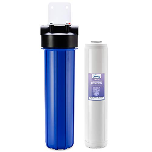 iSpring WDS150K Whole House Water Filter Anti Scale, 20