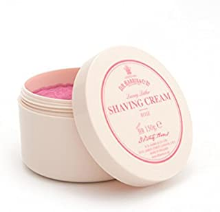 D.R. Harris Rose Shaving Cream Jar, 150 g