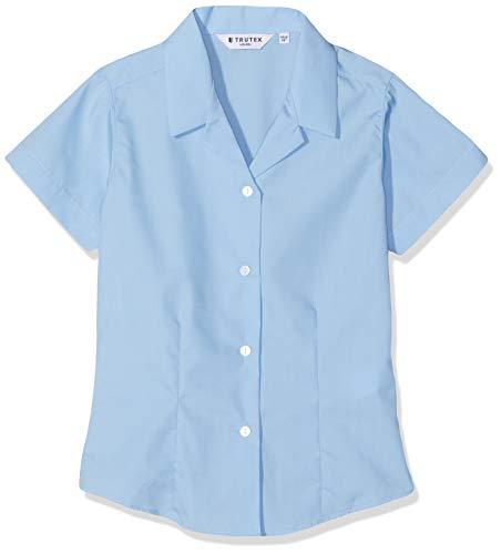 Trutex NRF-BLU, Top per Divisa Scolastica Bambina, Blu (Blue), 9-10 anni (Taglia Produttore: 28)