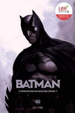 Batman O Príncipe Encantado das Trevas - Livro 1
