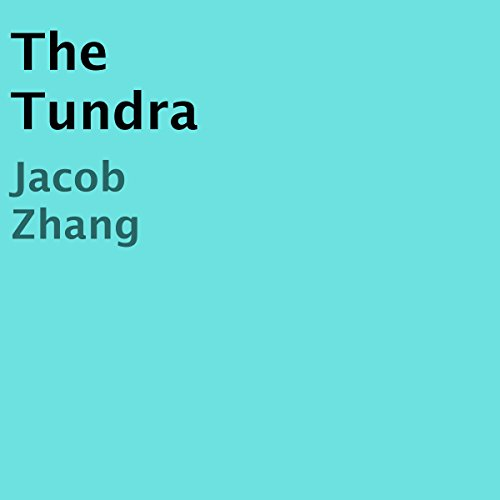 The Tundra audiobook cover art