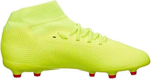 adidas Unisex-Kinder Nemeziz 18.3 FG J Fußballschuhe, Mehrfarbig (Multicolor 000), 36 EU