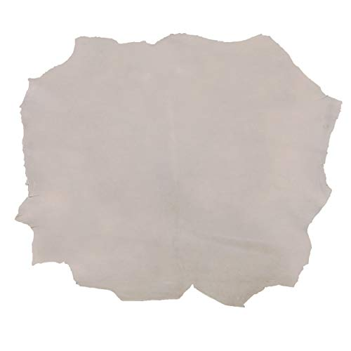 Glacier Wear Select Italian Lambskin Leather - Gray (5.00 to 5.75 sq ft)