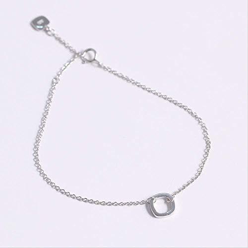CKAWM Halskette Quartett Einfaches Armband Weibliches Temperament Aufbau Persönlichkeit Einfache Studenten Hundert Set Armband