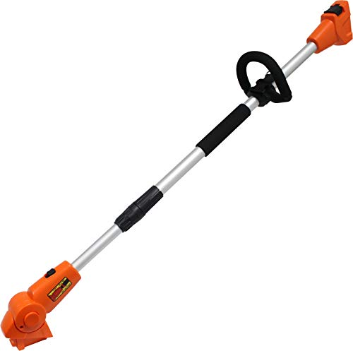 Mader Garden Tools 69310 Multi-Function Electric Agricultural Set, 5-in-1, Electrosaw, Hedge Trimmer, and Extension