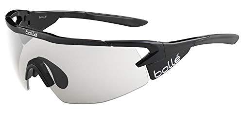 bollé SCHUSS - Gafas de nieve, unisex, color negro mate, talla M