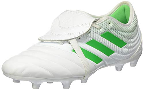 adidas Copa 19.1 Fg, Zapatillas de Fútbol Sala para Hombre, 42 EU, Multicolor (Ftwbla/Limsol/Ftwbla 000)