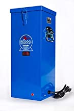 Keen KT-50 Holding Portable Welding Rod Oven (120V/240V) - Maintains up to 50 lbs (22.7 kg.) of 18