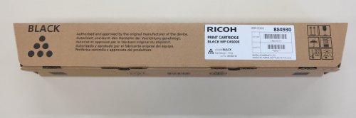 Ricoh MPC3500/4500 Black Toner - Tóner para impresoras láser (23000 páginas, Laser, Ricoh MP C3500, 4500E AD, 4500, Caja)
