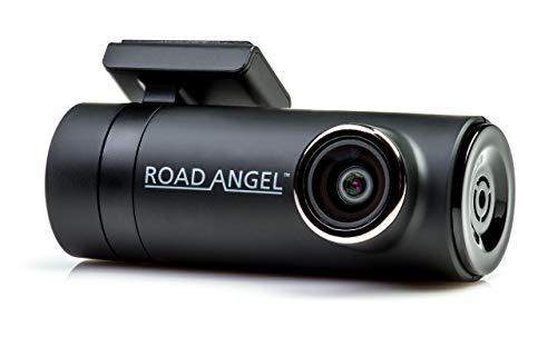Halo Drive By Road Angel - Cámara Para Salpicadero, Cámara De 2 K, 1440 P Y 140° Con Visión Nocturna Superior, Wifi Incorporado, Modo Invernal Si Se Utiliza El Kit De Cableado Halo Drive/Go