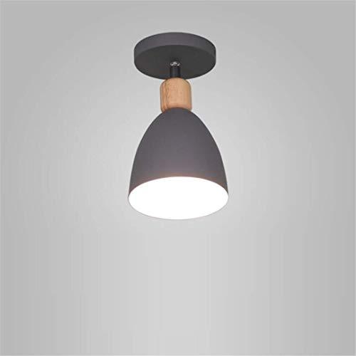 Thumby plafondlampen, plafondlampen, noord-stijl, grijs, straallicht, modern, modern, modern, minimalistisch, led-licht, veranda, garderobe, roterende balkonlampen
