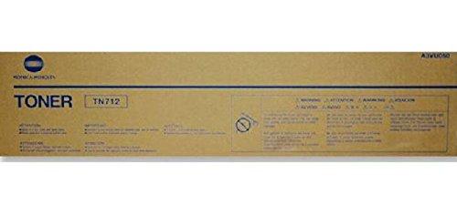 Konica Minolta TN712 Original Negro 1 pieza(s) - Tóner para impresoras láser (40800 páginas, Negro, 1 pieza(s))