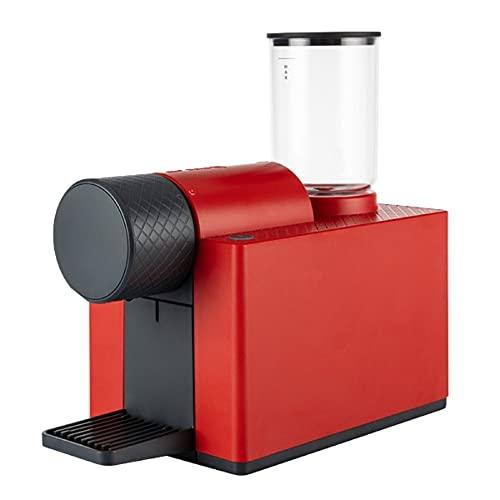Cafeteira Máquina Cápsulas Delta Q, Qlip, Vermelha, 110V
