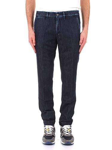 JECKERSON P19P00UPA046D040087 Jeans Uomo Blu Scuro 31