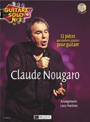 Guitare solo n°3 : Claude Nougaro