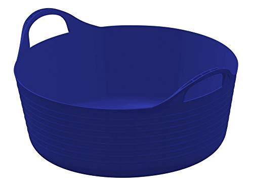 Kerbl 3210248 FlexBag Flexibler Trog, Blau, 15 L