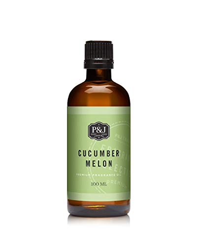 Cucumber Melon Fragrance Oil - Premium Grade Scented Oil - 100ml/3.3oz
