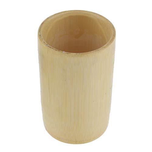 Bonarty Vide De Bambou Naturel De Massage De Salon SPA D'aspiration De Ventouses D'aspiration De Massage - XL