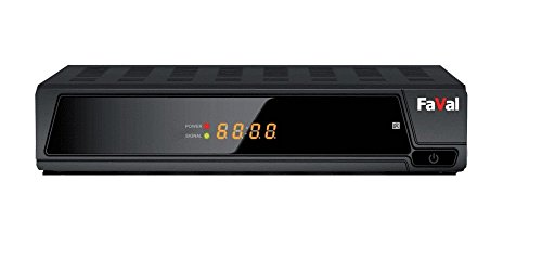 Faval SRX1+ HD-SAT-Receiver Campingbetrieb, Unicable 2-fähig Anzahl Tuner: 1