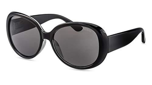 Filtral Damen Sonnenbrille/Nachhaltige Butterfly Sonnenbrille im Oversize-Look F3074621