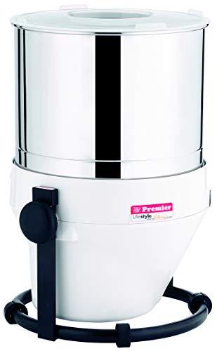 Premier 2.0 L Tilting Wet Grinder - 110V-White Color