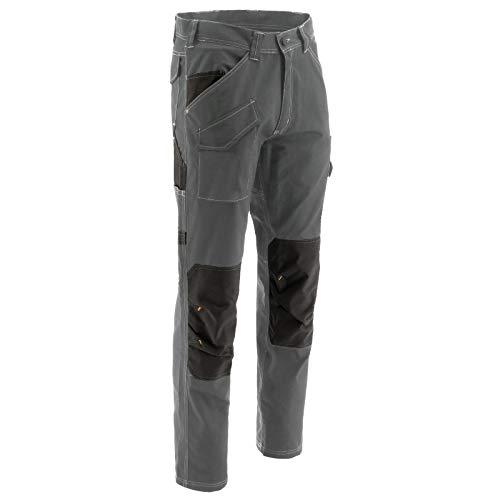 Caterpillar CAT Workwear Mens Essentials Contrast Cargo Pantaloni da lavoro