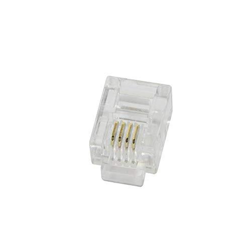 logilink professional mp0018 rj11 stecker