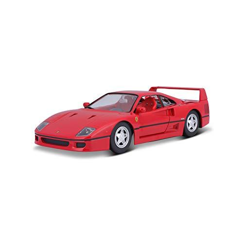 Ferrari - F40, vehículo (Bburago 18-26016)