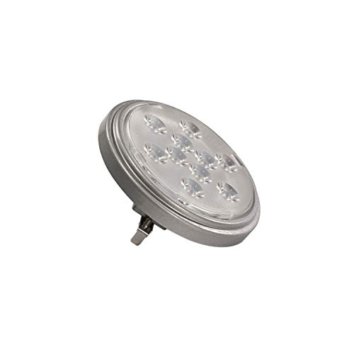 SLV LED Lampe LED QR111 G53 / Leuchtmittel, Lampe, LED / G53 2700K 9.0W 720lm grau