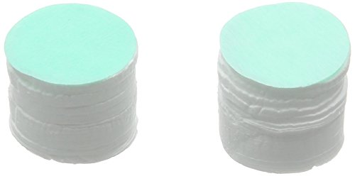 Camlab 1171252 Grade 264 [934-ah] glazen microvezelfilter, 1,5 μm, 24 mm diameter (100 stuks)