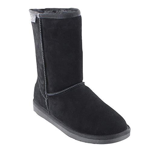 Minnetonka - Olympia Boot - Taille 42 - Noir