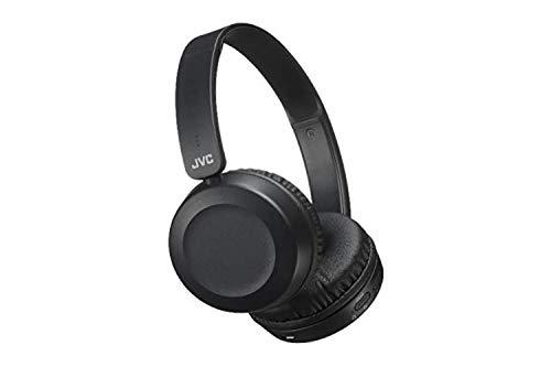 JVC Wireless Bluetooth Foldable Deep Bass On Ear Lightweight HA-S31BT...