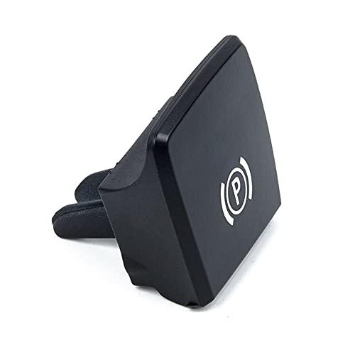 L1YAFYA Interruptor de Aparcamiento del automóvil Electronic Handbrake Aparcamiento Botón de Freno Interruptor de reemplazo para BMW X5 E70 X6 E71 Accesorios (Color : P Button)