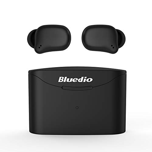 Saikang Bluetooth Earphone TWS Wireless Earbuds Bluedio T-elf 2 Waterproof Sports Headset Wireless Earphone in Ear with Charging Case