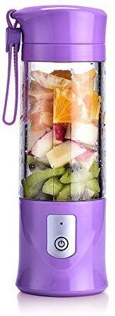 GPWDSN Draagbare mixer, smoothie-fabrikant, persoonlijke blender, elektrisch, milkshake-fabrikant, fruit mixer met beweegbare speelruimte