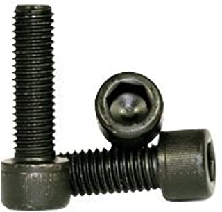 Alloy Steel 1//4-20 x 1//4 - Grub-Blind-Allen-Headless Screw Quantity: 3000 0.25 inch length Set Screw Thermal Black Oxide 0.25 inch diameter Set Screws Cup Point Coarse Thread