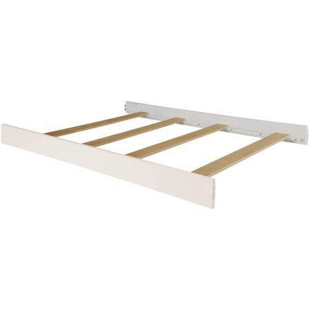 Full Size Conversion Kit Bed Rails for Westwood Design Adelle, Hayden, Midtown (Imagio Baby), Olivia, Pine Ridge, Riley, Stone Harbor & Wyatt Cribs (White)